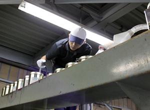 佐貞商店の箱作り工程4